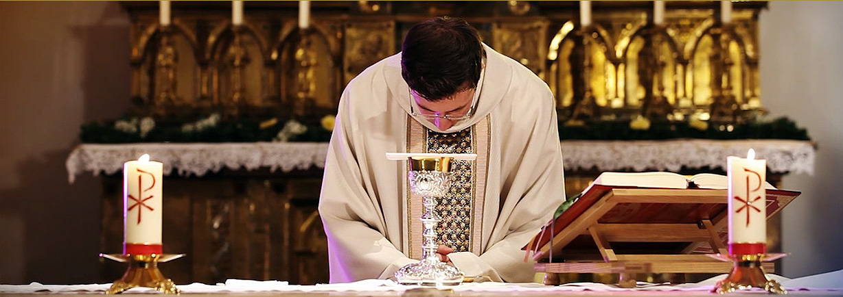 Videos - Heilige Eucharistie